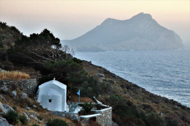 Greece - Amorgos 165 - Potamos village