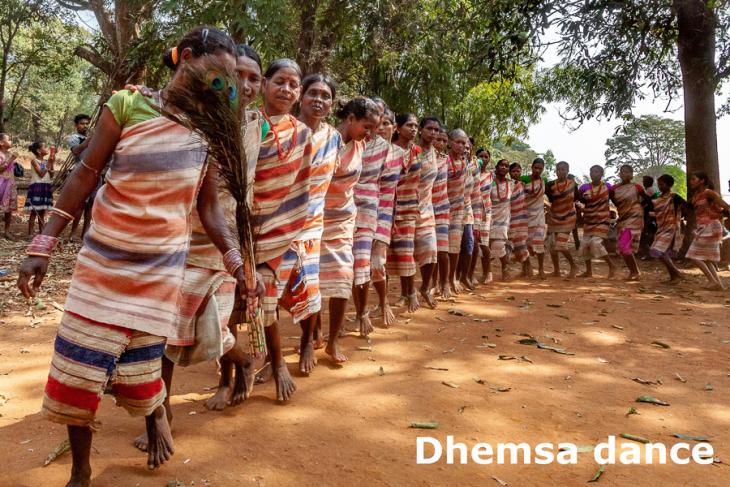 India - Odisha 166 - Gadava village