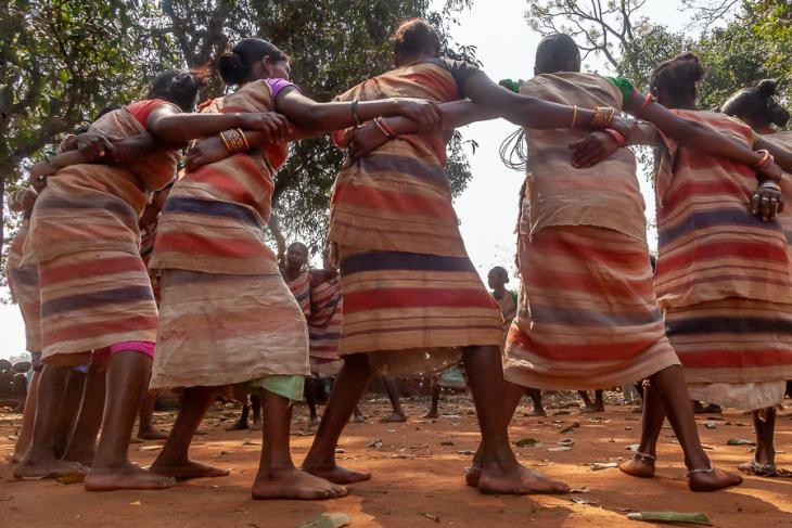 India - Odisha 167 - Gadava village