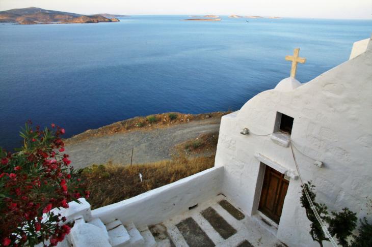 Greece - Astypalaia - Hora 168