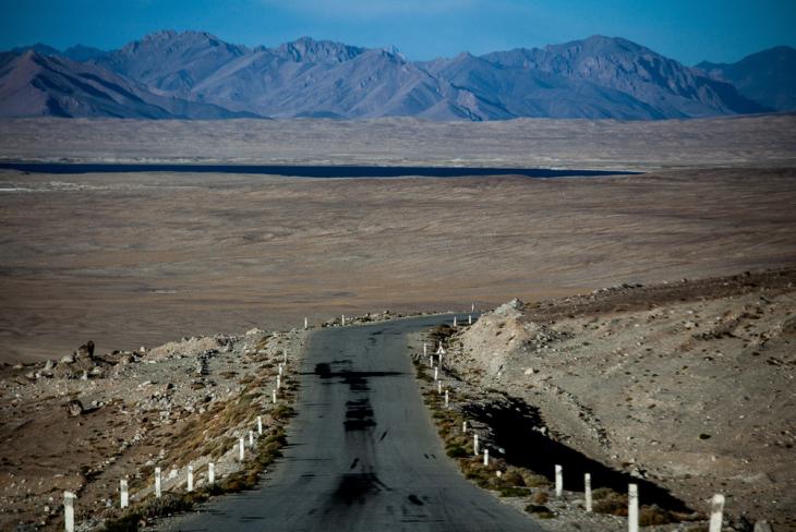 Tajikistan 168 - On the road to Alichur