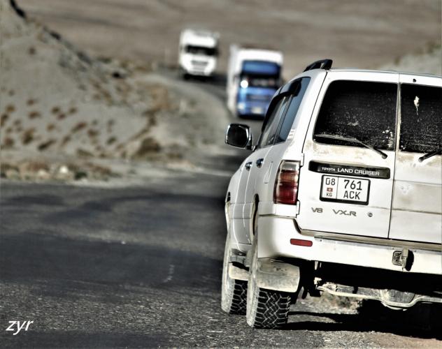 Tajikistan 169 - On the road to Alichur