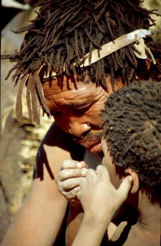 Namibia - Bushmen 016