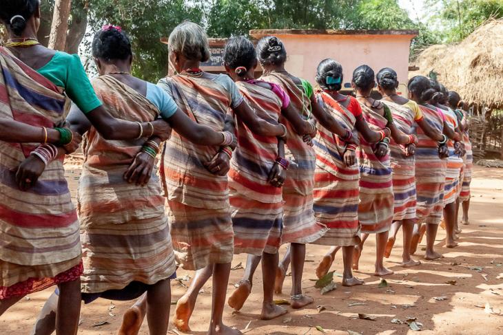 India - Odisha 170 - Gadava village