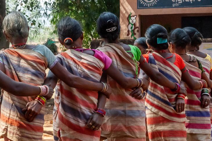 India - Odisha 171 - Gadava village