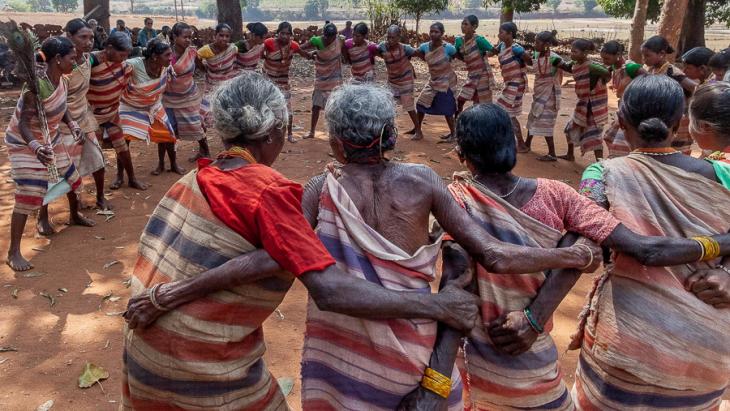India - Odisha 172 - Gadava village
