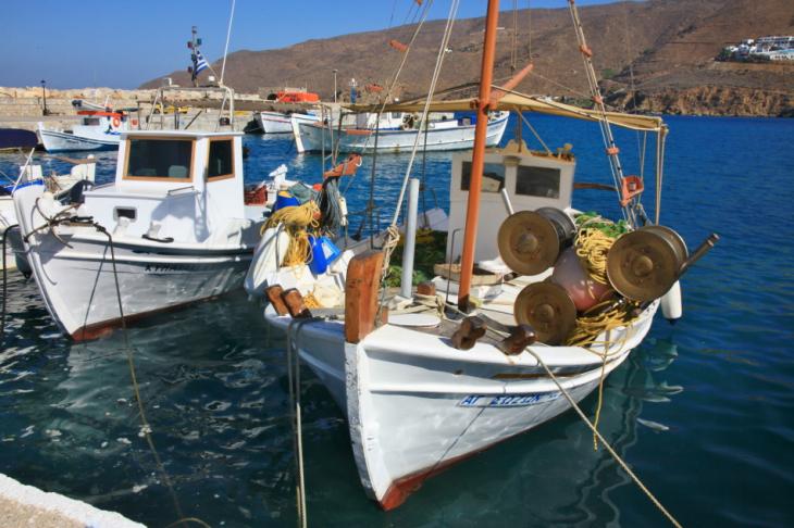 Greece - Amorgos 173 - Aigiali village