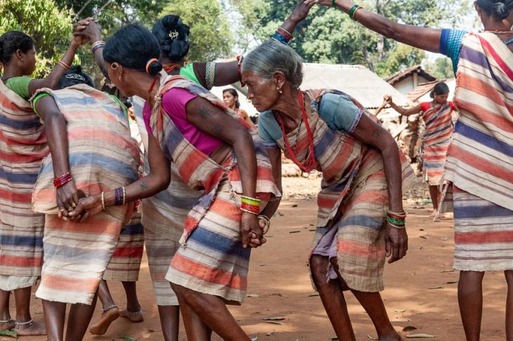 India - Odisha 176 - Gadava village