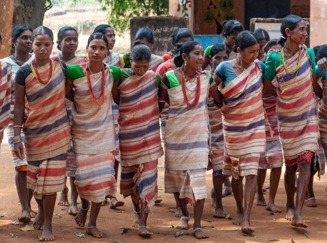 India - Odisha 179 - Gadava village