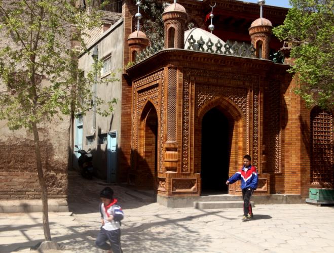 China - Xinjang 180 - Kashgar