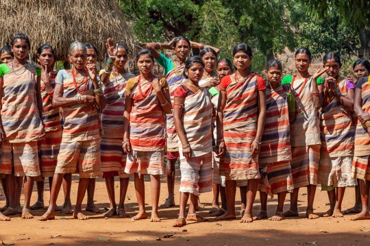 India - Odisha 180 - Gadava village