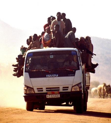 Ethiopia - South 181