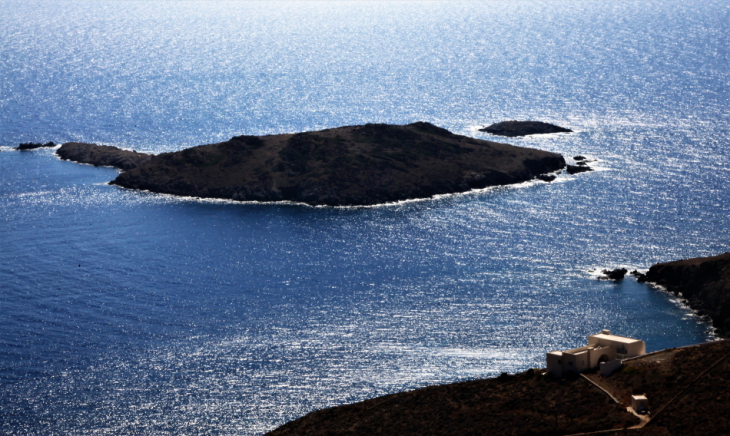 Greece - Astypalaia 182 - On the road to Panormos