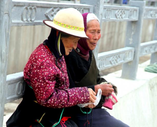 China - Gansu 184 - Labrang