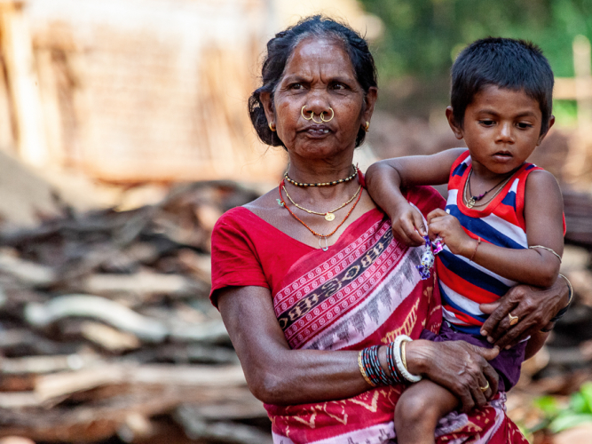 India - Odisha 186 - Gadava village