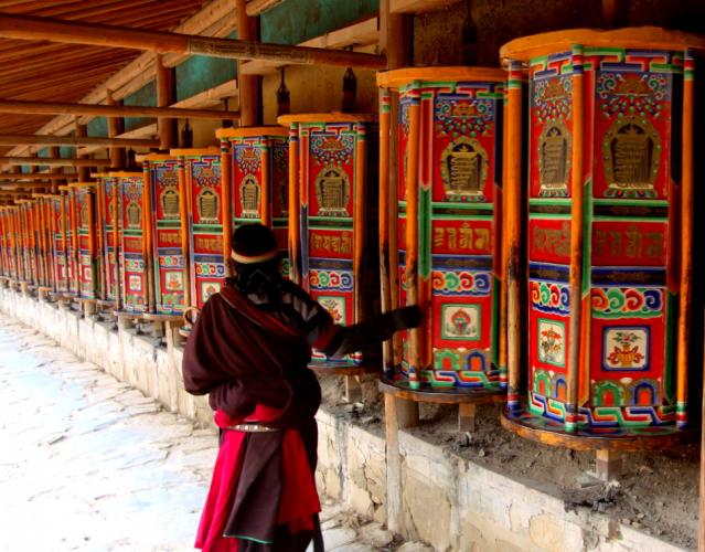China - Gansu 186 - Labrang