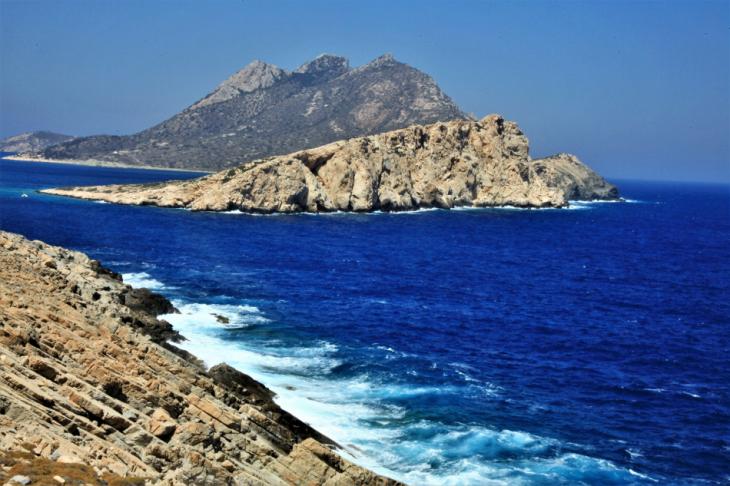 Greece - Amorgos 189 - On the way to Agios Pavlos
