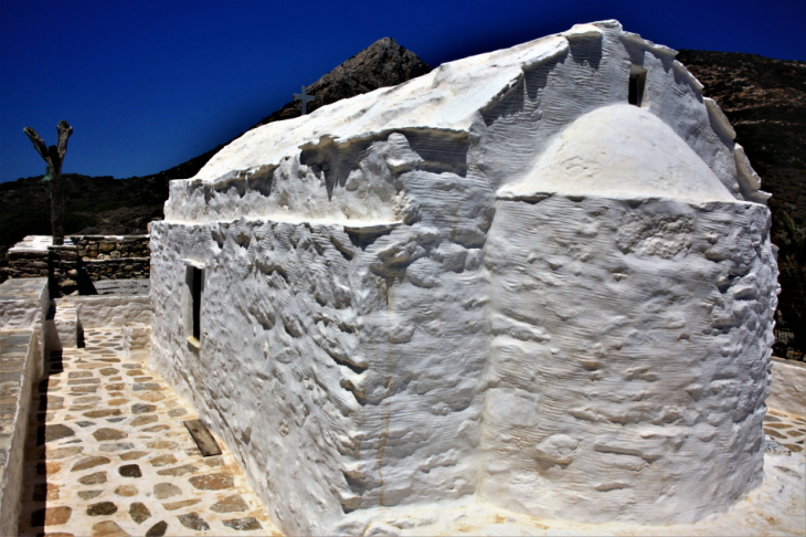 Greece - Amorgos 193 - Nikouria island