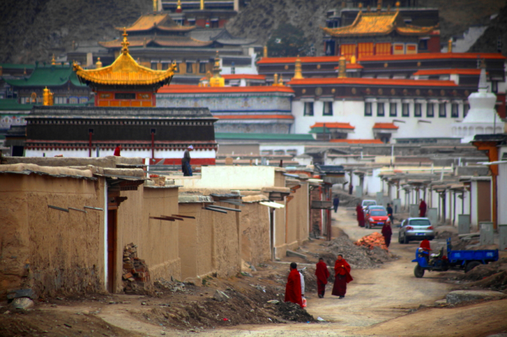 China - Gansu 194 - Labrang