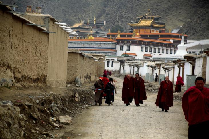 China - Gansu 196 - Labrang