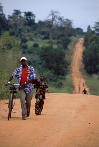 Benin - Lac Aheme 01