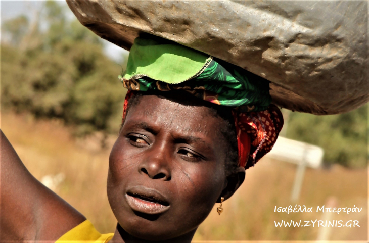 Burkina Faso - Going East - On the road to W National Park 019