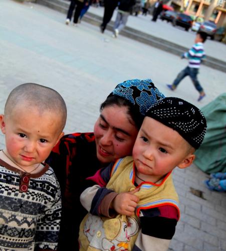 China - Xinjiang 203 - Kashgar