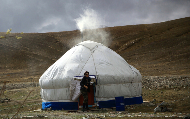 Russia - Altai 207 - Tydtuyaryk Camp