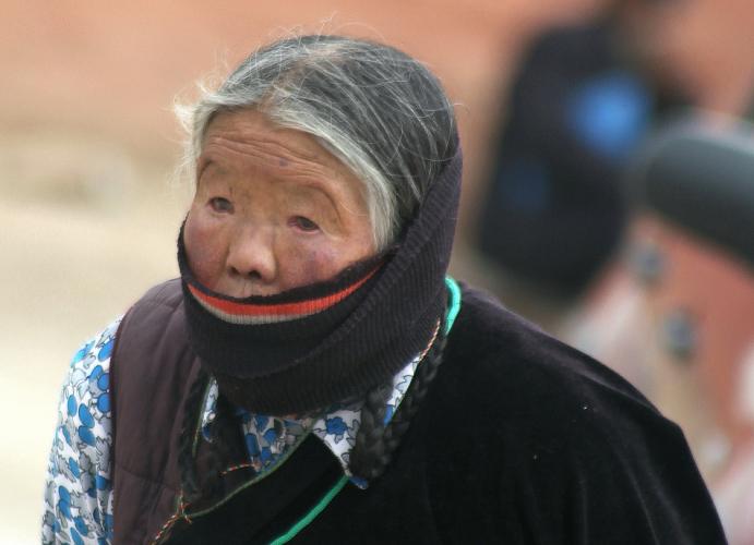 China - Gansu 209 - Labrang