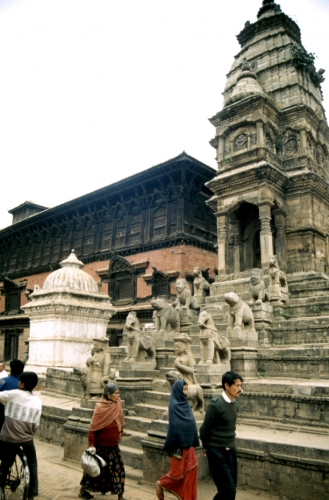 Nepal - Baktapur 020
