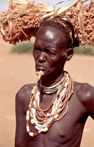 Ethiopia - South 170 - Dassanech tribe