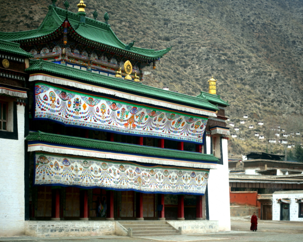 China - Gansu 215 - Labrang
