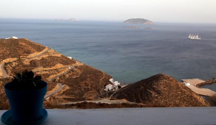 Greece - Anafi 217 - Hora