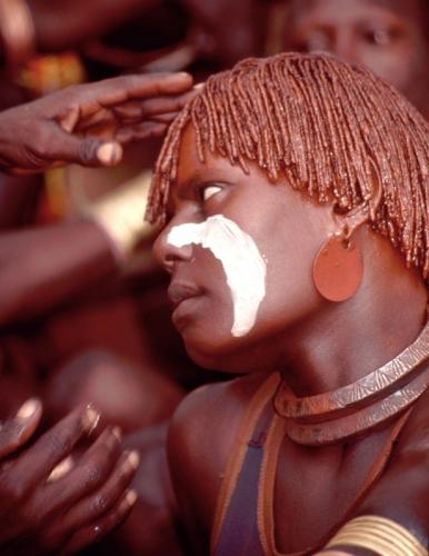Ethiopia - South 220 - Hamer tribe
