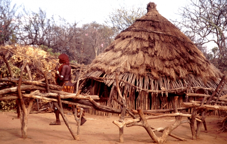 Ethiopia - South 222 - Hamer tribe