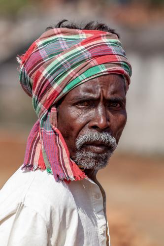 India - Odisha 222 - Ankadeli market