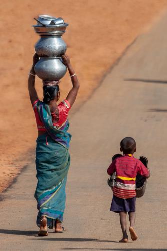 India - Odisha 223 - Ankadeli market
