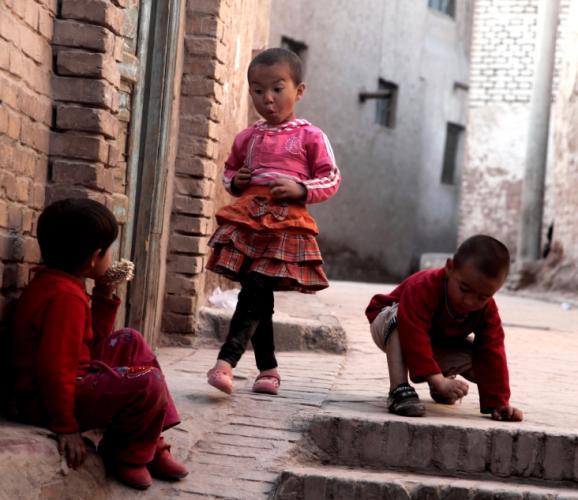 China - Xinjiang 227 - Kashgar