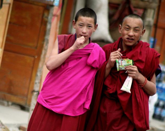 China - Gansu 229 - Labrang