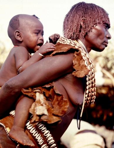 Ethiopia - South 236 - Hamer tribe