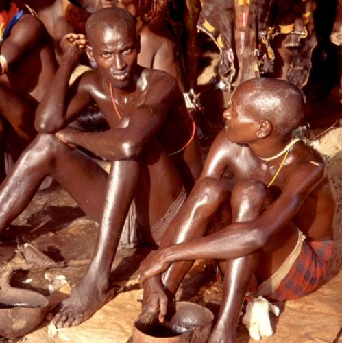 Ethiopia - South 237 - Hamer tribe