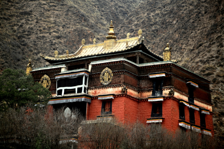 China - Gansu 238 - Labrang