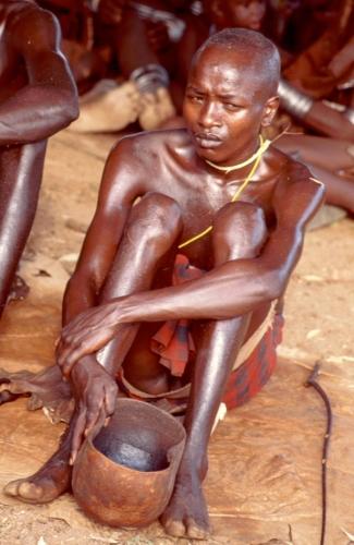 Ethiopia - South 239 - Hamer tribe