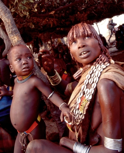 Ethiopia - South 240 - Hamer tribe