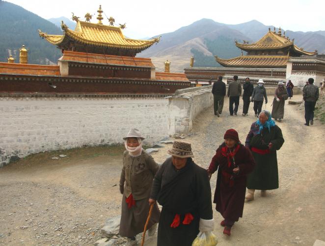 China - Gansu 244 - Labrang