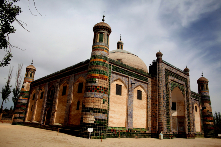 China - Xinjiang 245 - Kashgar