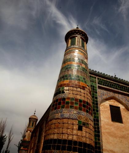 China - Xinjiang 246 - Kashgar