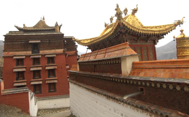 China - Gansu 246 - Labrang