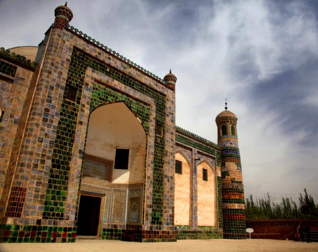 China - Xinjiang 247 - Kashgar