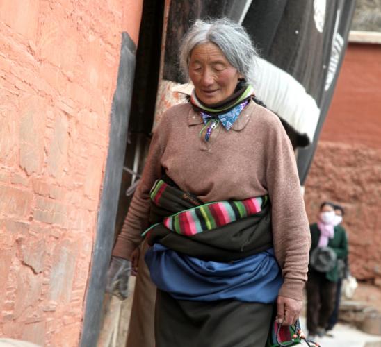 China - Gansu 250 - Labrang